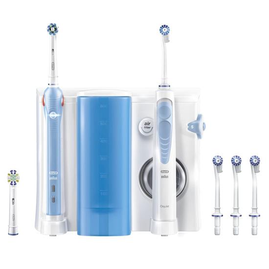 Oral B Pro 1000 Cross Action Oxyjet Monddouche Nu 9995