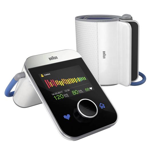 Braun ActivScan 9 - BUA7200 - Bovenarm bloeddrukmeter