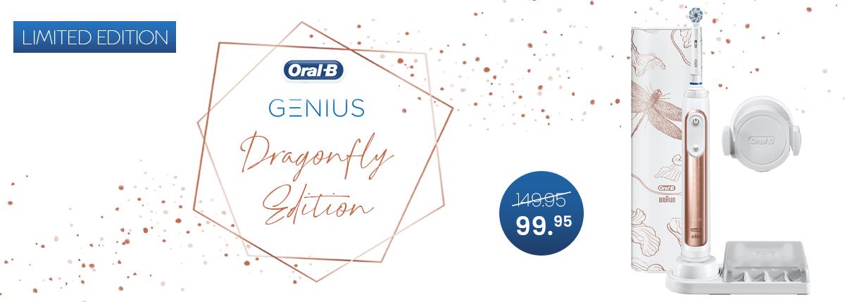 Oral-B GENIUS 10000 Dragonfly Edition