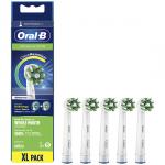 Oral-B Cross Action opzetborstels met Clean Maximiser techniek